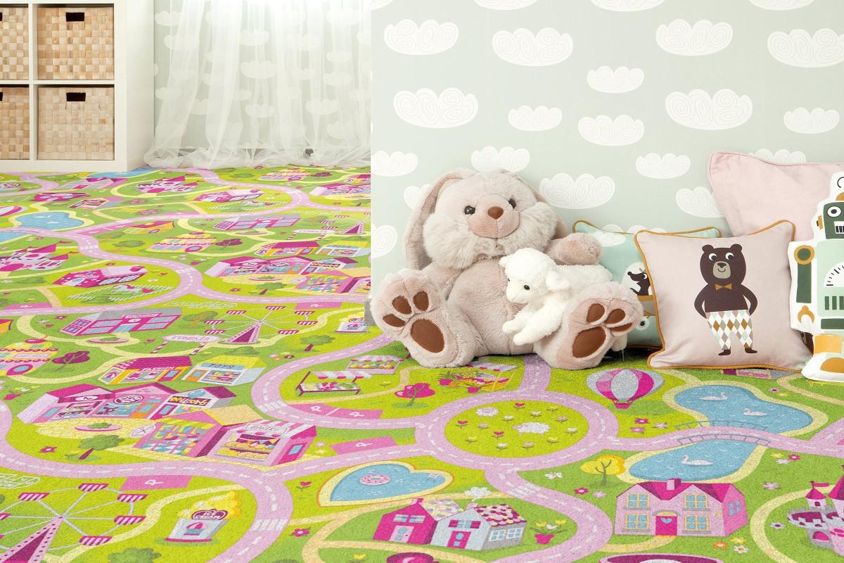 Covor pentru camera copiilor