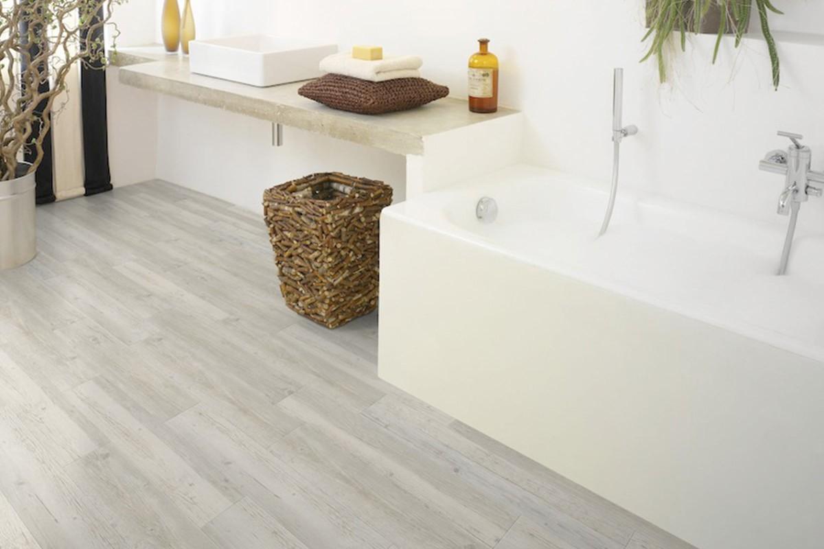 Pardoseala PVC pentru baie