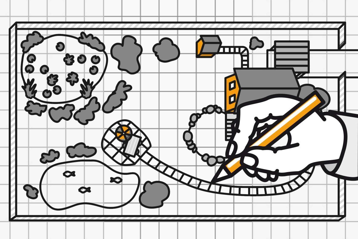 planificarea aleilor de gradina