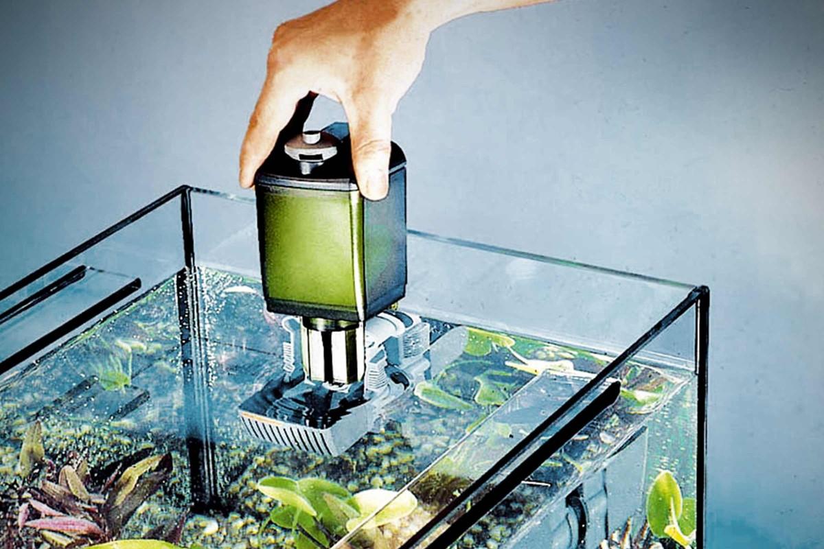 Filtru pentru acvariu