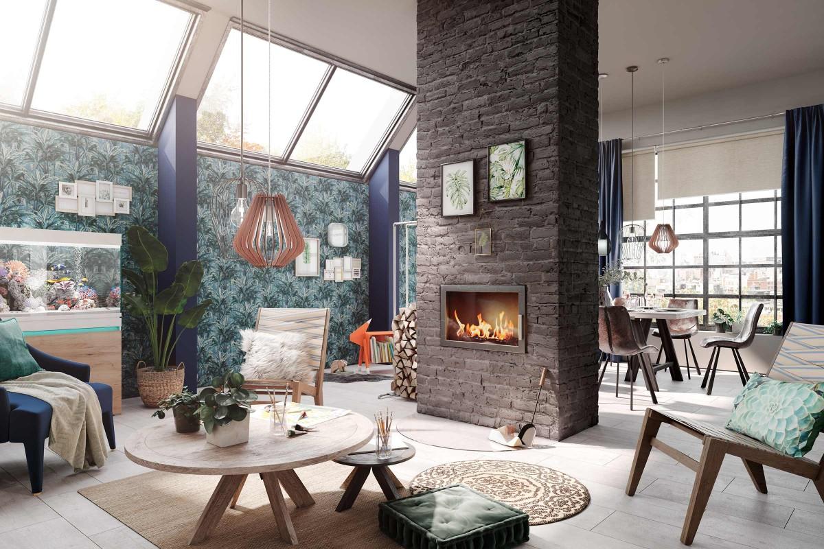 Stiluri de amenajare toamna iarna 2019 Urban Jungle