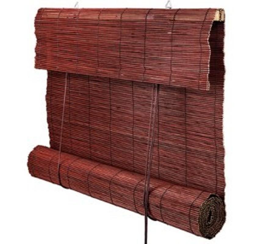 Rulouri din bambus