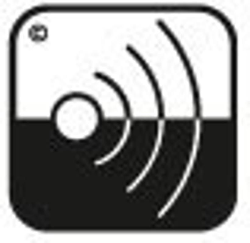 Simbol pardoseala acustica 1