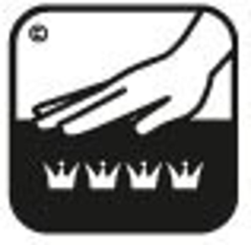 Simbol pardoseala clasa de confort LC4
