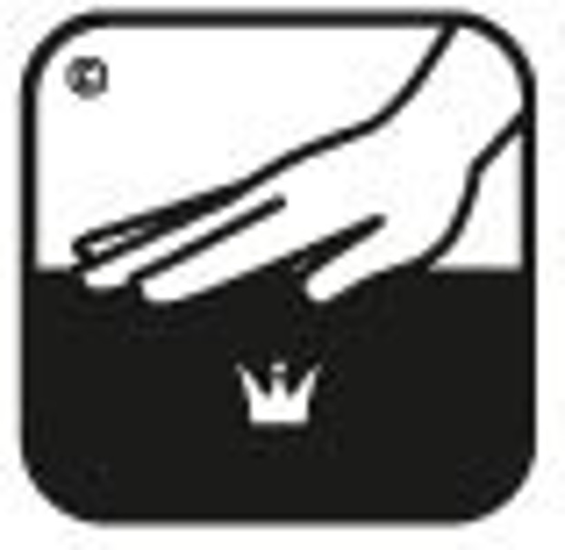 Simbol pardoseala clasa de confort LC1