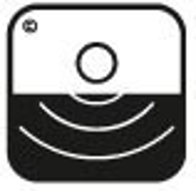 Simbol pardoseala acustica 3