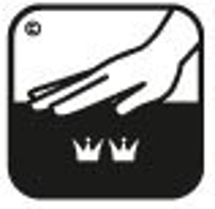 Simbol pardoseala clasa de confort LC2