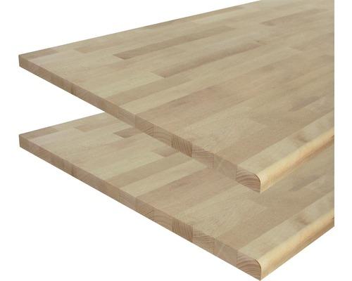 Blat masa lemn incleiat fag calitatea B/C 3000x600x27 mm