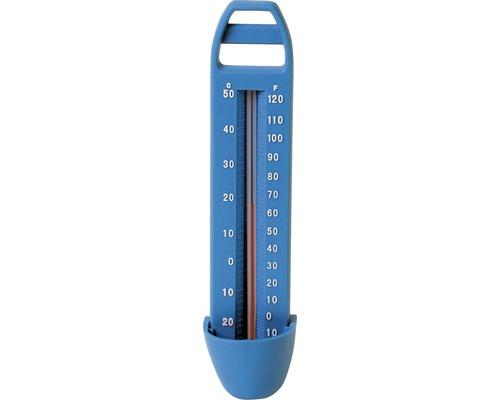 Termometru piscină, albastru