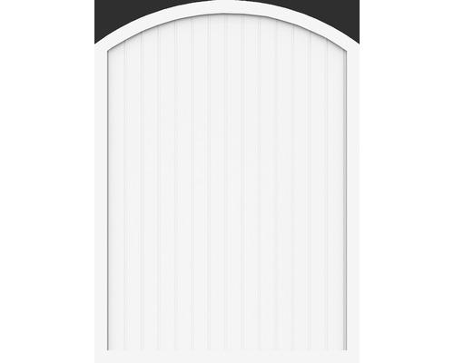 Element principal BasicLine tip F 150 x 205/180 cm, alb