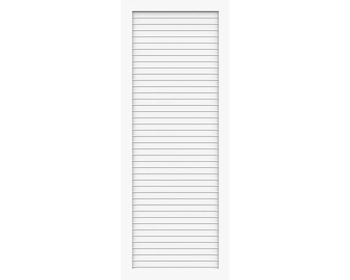 Element parțial BasicLine tip T 70 x 180 cm, alb