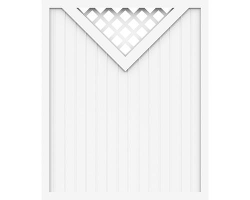 Element principal BasicLine tip B 150 x 180 cm, alb