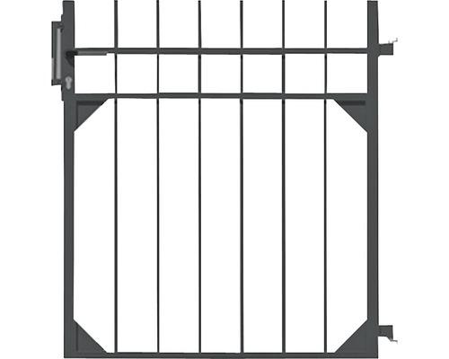 Poarta Guardian, 96,5 x 100 cm, negru