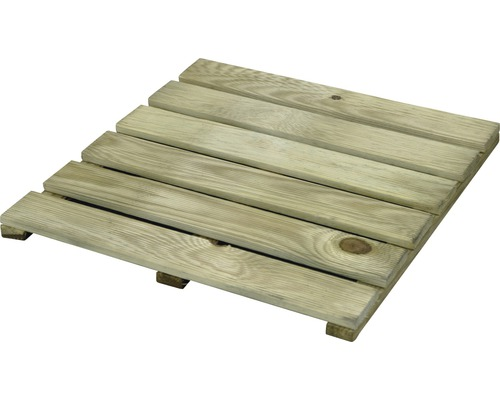 Dala din lemn, pin, 40x40 cm, impregnata in autoclava