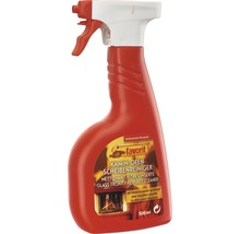 Soluție pentru curățat geamuri sobe și șeminee
