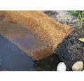 Covor de plantare pe mal latime 1 m, bej, marfa la metru