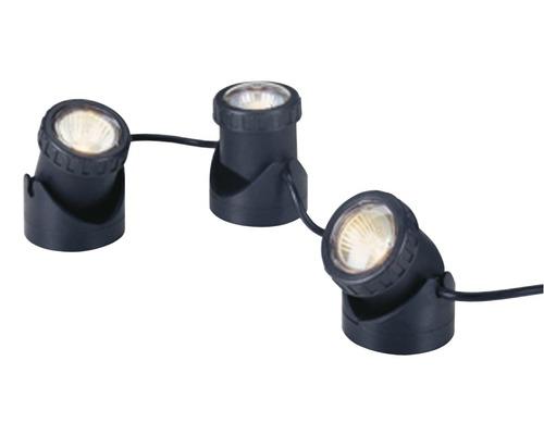 Set reflectoare Heissner Aqua Light LED, set de 3 buc.