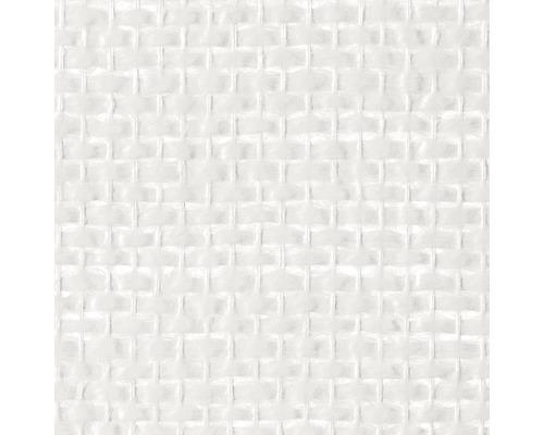 Tapet din fibra de sticla MODULAN grosier (180 gr/m²) alb 1x25 m