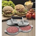 Presa dubla de burgeri Tenneker®