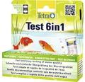 Test apă TetraPond 6 în 1