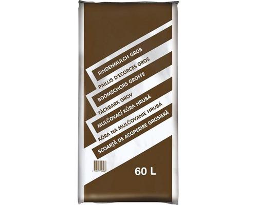 Scoarta ornamentala grosiera 0-40 mm, 60 l