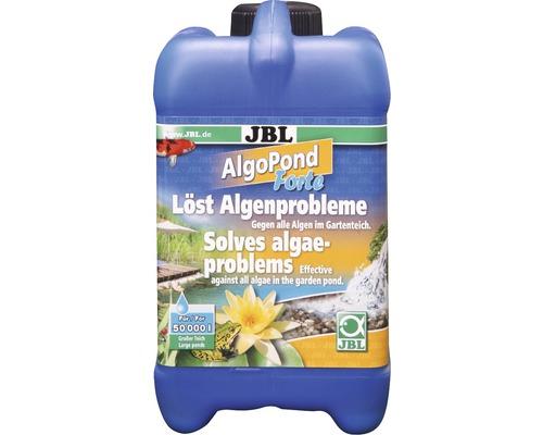 Solutie anti-alge JBL AlgoPond Forte, 2,5 l
