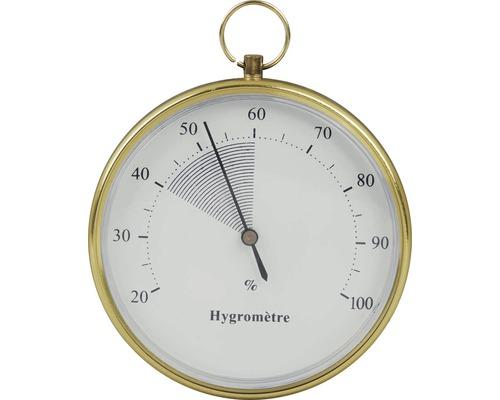 Higrometru bimetal