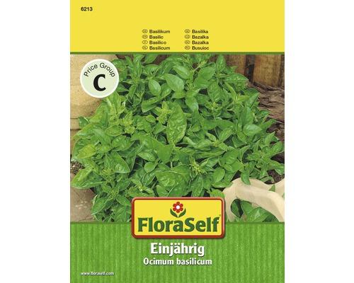 FloraSelf seminte de busuioc cu frunze fine