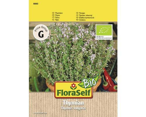 FloraSelf seminte de cimbru bio
