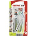 Dibluri plastic cu cârlig Fischer UX 10x60 mm, pachet 2 bucăți