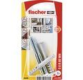 Dibluri plastic cu carlig Fischer S RW 8x60 mm, pachet 2 bucati