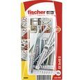 Dibluri plastic cu surub Fischer SX 8x40 mm, 10 bucati, filet complet