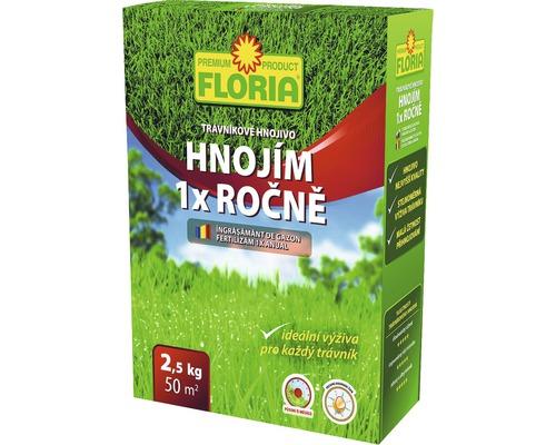 Ingrasamant Floria pentru gazon 2,5 kg