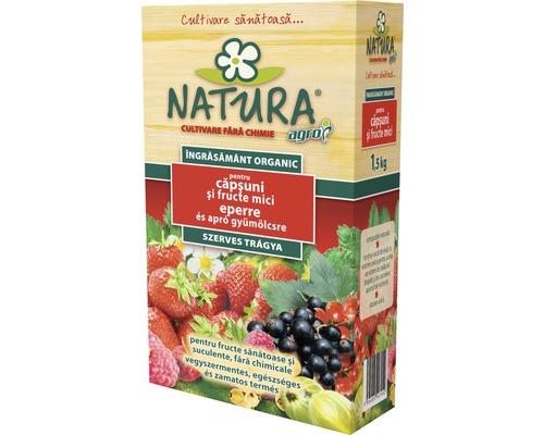 Ingrasamant organic Natura pentru capsuni si frcute de padure, 1,5 kg