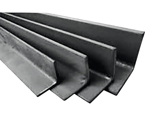 Cornier metalic Metaldesign 15x15x1,5 mm, 2m, pentru decoratiuni