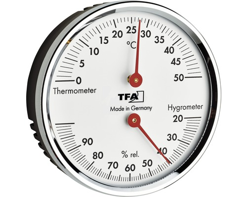 Termometru / Higrometru 0°C-50°C