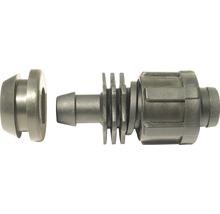 Star conector tub cu garnitură Palaplast, 17 mm, 10 bucăți