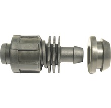 Star conector tub cu garnitură Palaplast, 16 mm, 10 bucăți