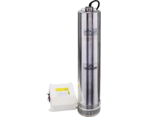 Pompa submersibila, inox, 1850 W, 6000 l/h, H 80 m