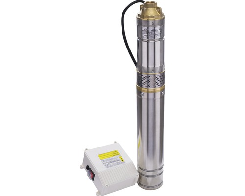 Pompa submersibila 1500 W, 2400 l/h, H 140 m