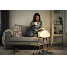 Set Philips Hue telecomandă și veioză Wellner E27 9,5W, bec LED inclus, alb
