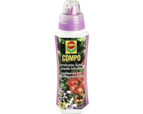 Fertilizator lichid pentru plante cu flori Compo 500 ml