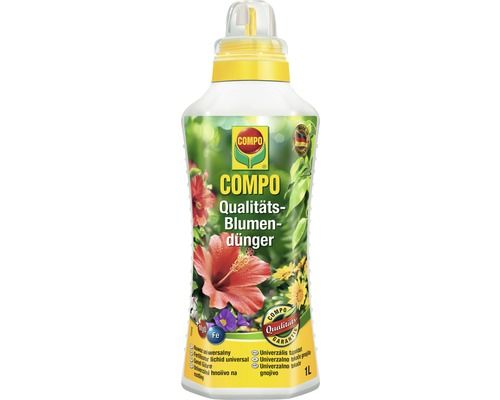 Fertilizator lichid universal Compo 1 l