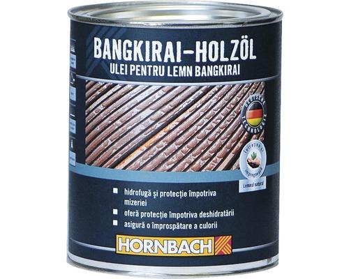 Ulei pentru lemn Bangkirai 750 ml
