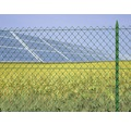 Stâlp zincat de suținere gard 250 cm
