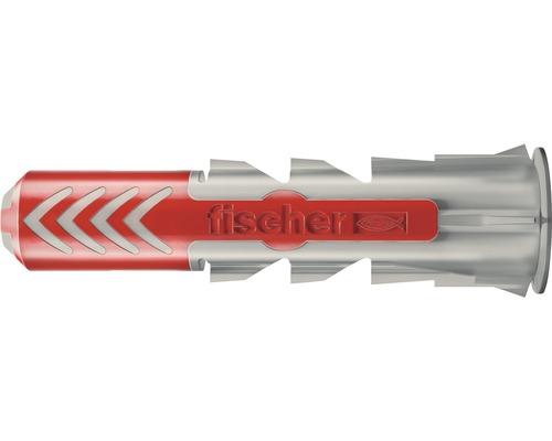 Dibluri plastic fara surub Fischer DuoPower 8x40 mm, 100 bucati