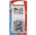 Dibluri plastic conice cu surub Fischer PD Ø12x27 mm, pachet 4 bucati, pentru gipscarton