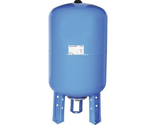 Vas rezervor hidrofor vertical cu stativ, capacitate 80 l