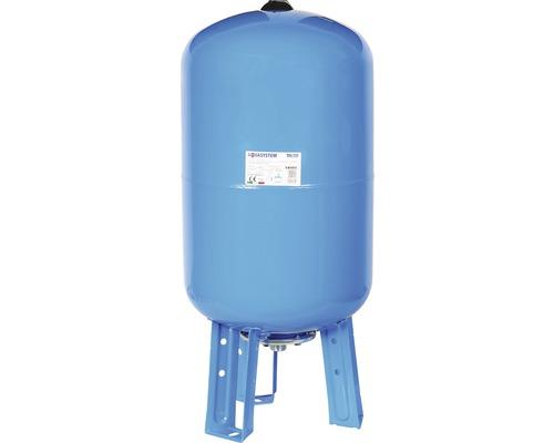Vas rezervor hidrofor orizontal, capacitate 60 l, cu stativ