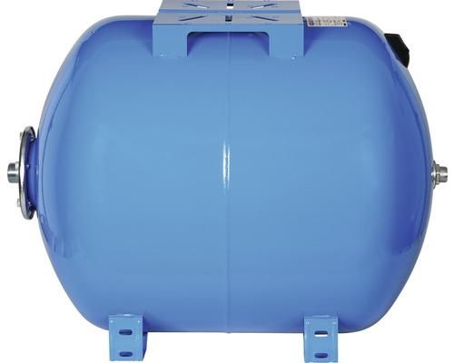 Vas rezervor hidrofor orizontal, capacitate 100 l, cu suport pompă